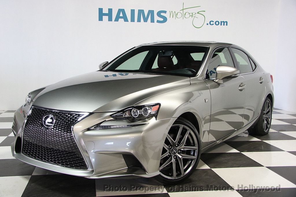 Used Lexus Is 250 At Haims Motors Serving Fort