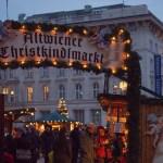 Sunday at Altwiener Christkindlmarkt