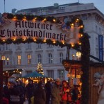 Sunday at Altwiener Christkindlmarkt