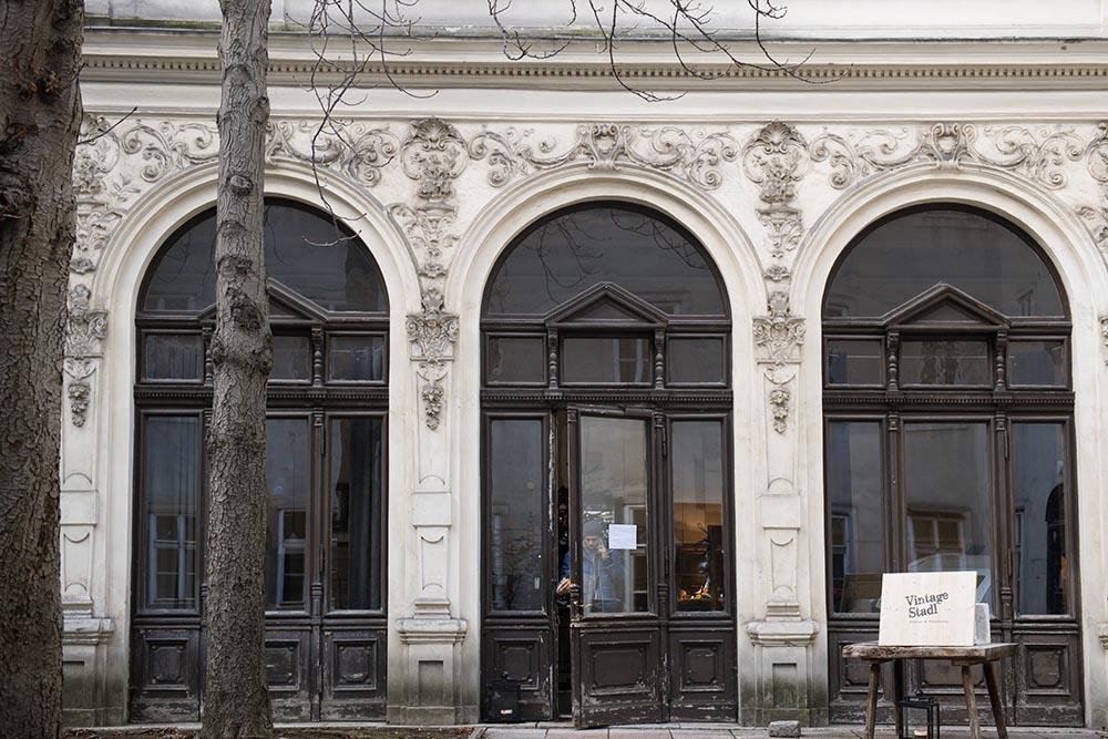 Vintage Stadl, Berggasse 5, Pop Up Shop, Vienna, Neobarock, Vintage, Möbel, Vienna