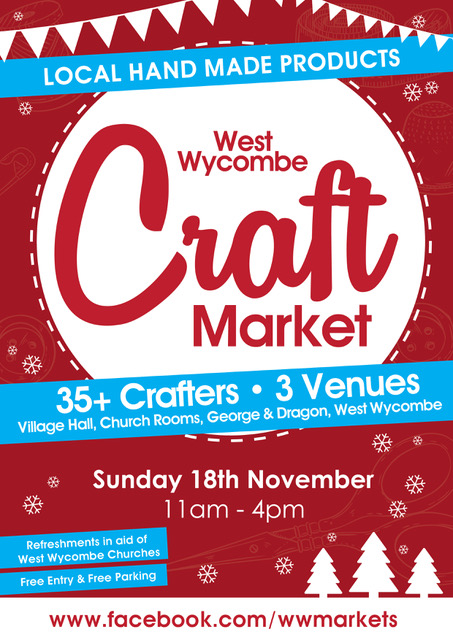 West Wycombe craf Market