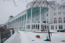 Grand Hotel Mackinac Island Somewhere in Time