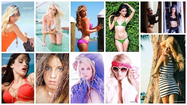 International Model Photoshoot
