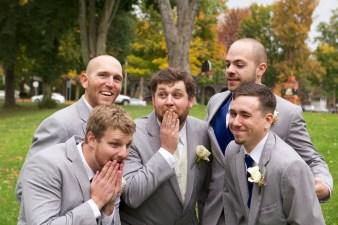 Groomsmen Wedding Photos
