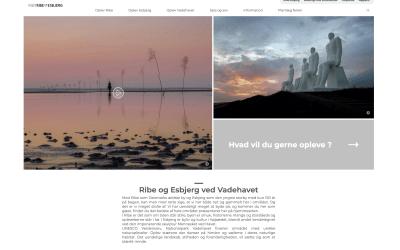 Visit Ribe & Esbjerg forsidebillede