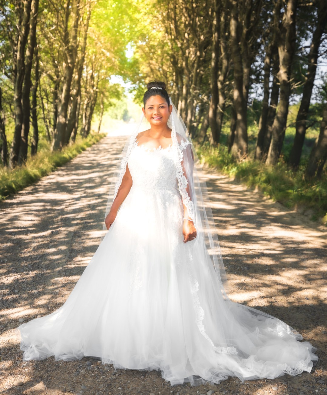 Bryllup fotograf ribe