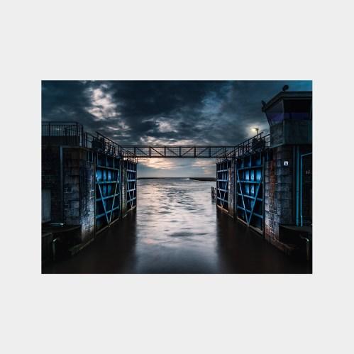 Kammerslusen - porten til Vadehavet