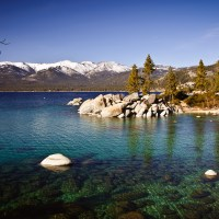 Lake Tahoe: Sand Harbor State Park