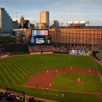 Baltimore: Camden Yards