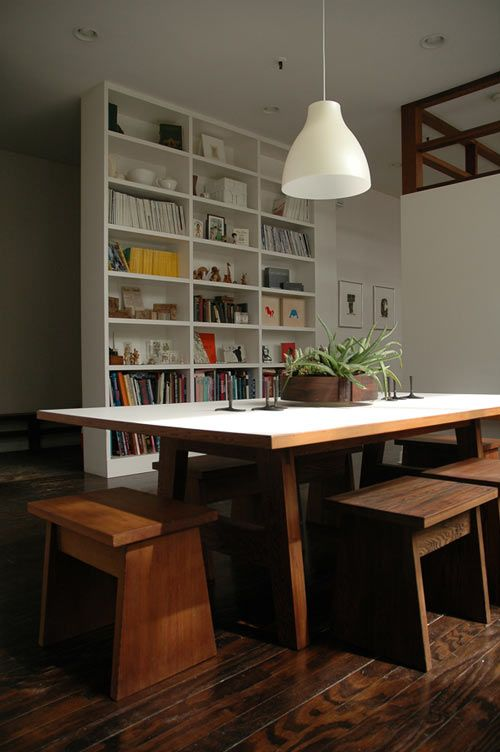 Trendy dining room  cute picture