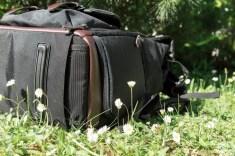 Bagsmart Fototasche - Gummifüße