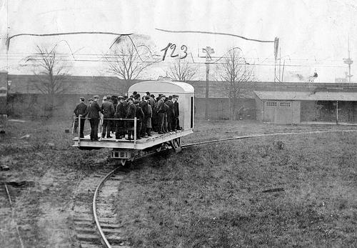 monorail de Louis Brennan 2