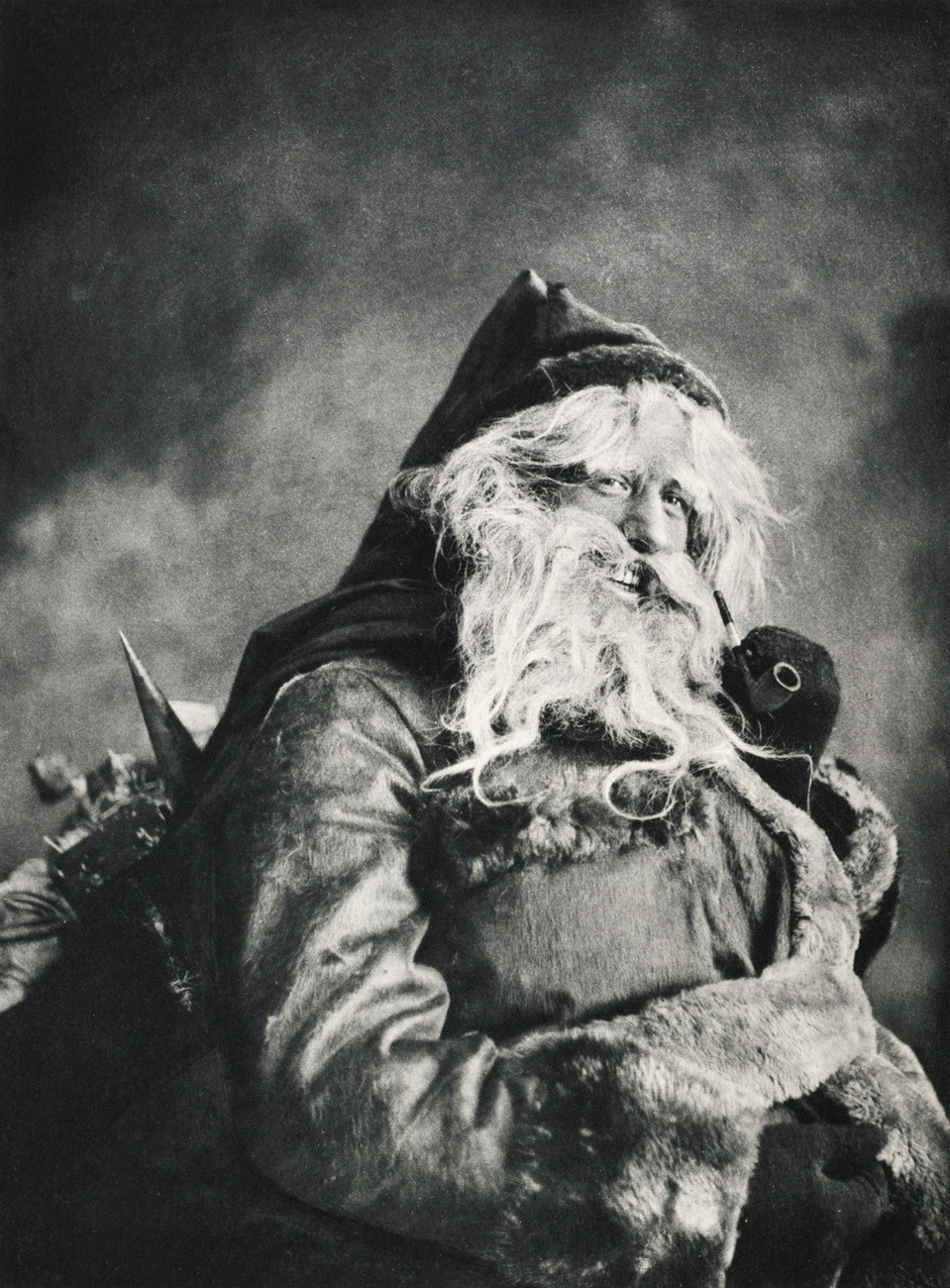 Santa Claus PhotoSeed