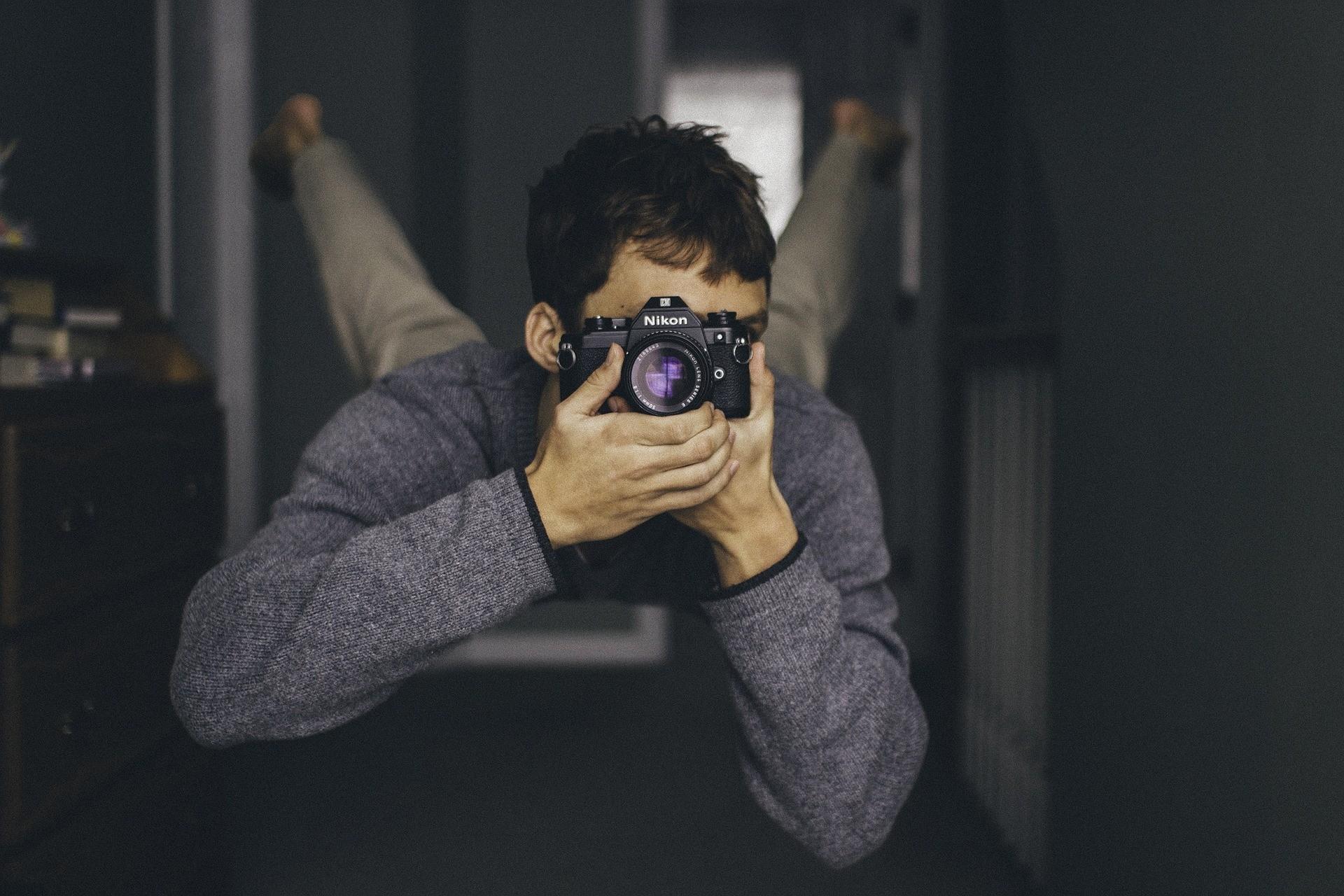 Qu'en est-il des poses de selfie sensuelles ?