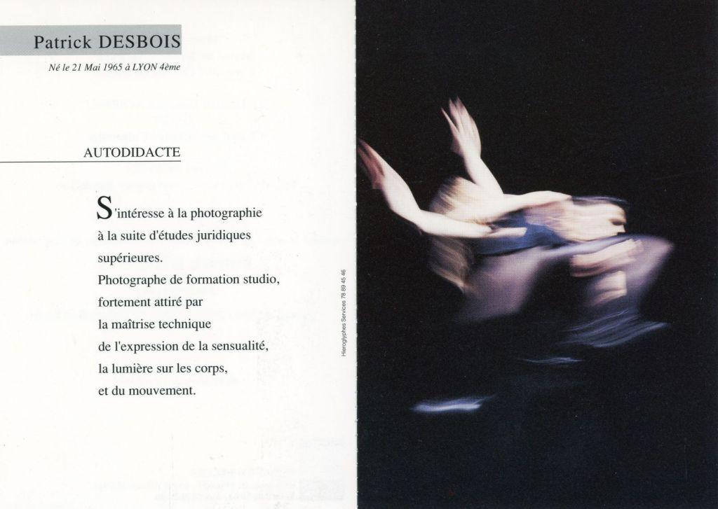 Photo sensuelle Desbois presse 8