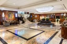Heathrow Luxury Hotel Lobby