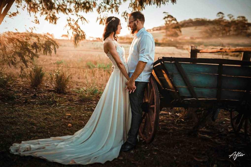אדובי פוטושופ ולייטרום - אחרי צילום חתונה