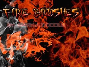 fire-brush