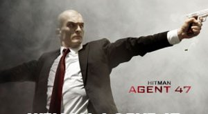 Wallpaper Hitman Agent 47