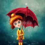 Inspirational art 24 – Rainy season