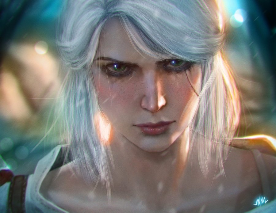 ciri__witcher_3_fanart__by_steamytomato