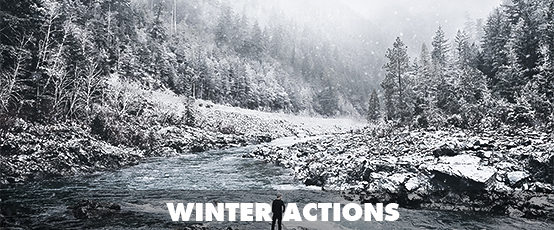 Quickly add winter elements to your scenes with this set of actions. The download contains: Snow Action Rain Action Day to Night Action 21 Color Actions 44 (High Res) Cloud/Fog/Mist brushes Rain Splash Brush