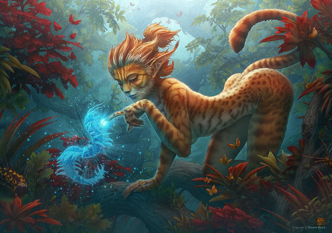 25 Best Fantasy Creatures - Special features