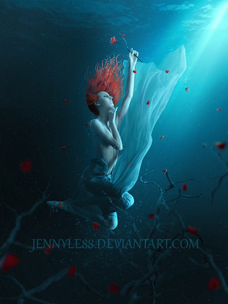 25 Best Underwater Inspiration -Digital art - Special features