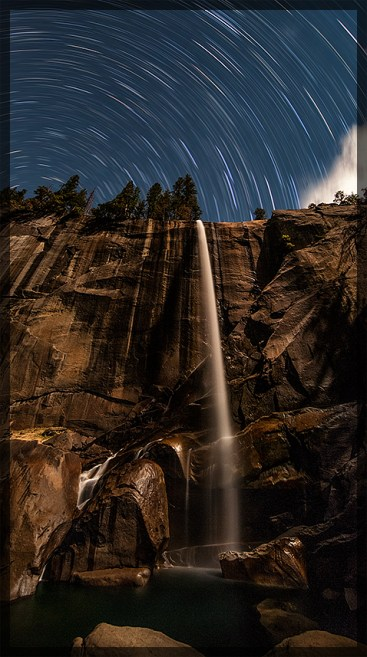 The Best Vernal Falls Photo Ever