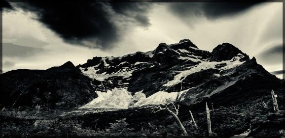 French Valley Glacier