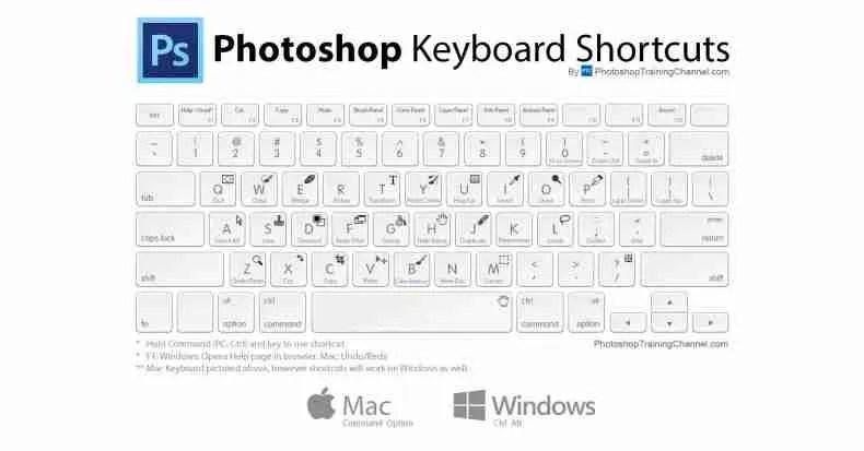Technical & Workflow Photoshop Video Tutorials & Training