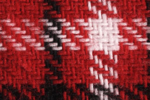 Closeup of Plaid Texture 4
