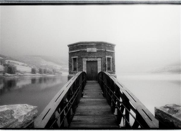 Reservoir Tower, Film Scan