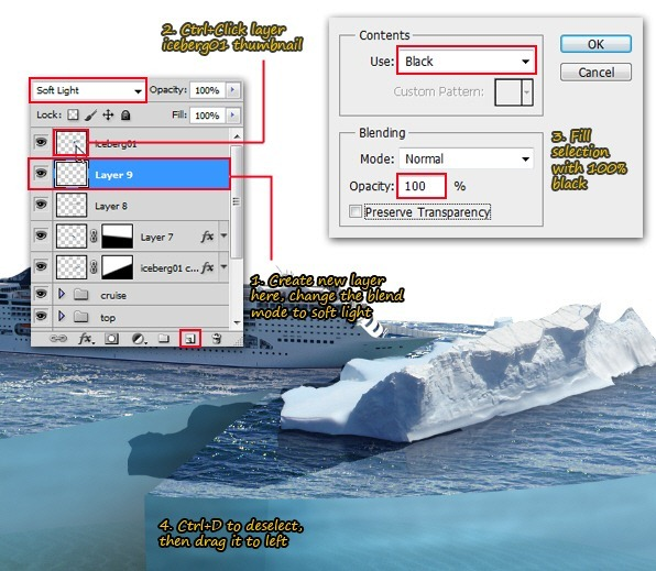 how to open layer groups in photoshop elements 14