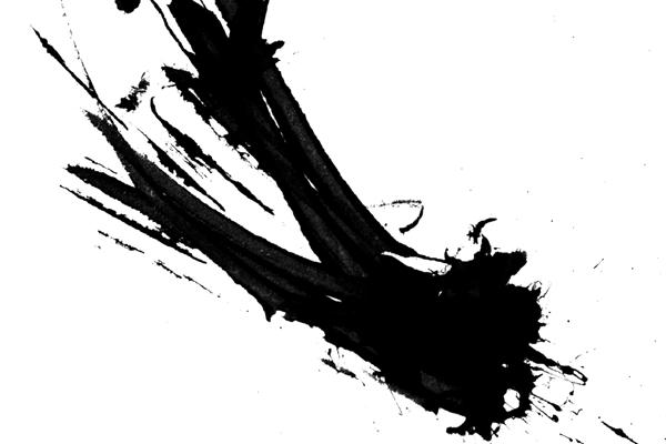 Watercolor Splashed Banner Vector Graphic - Pinterest