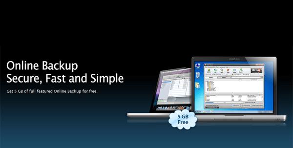 Online File Backup