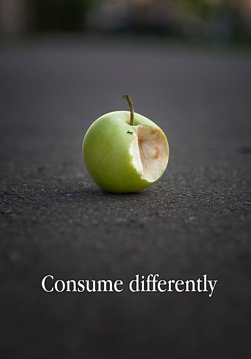 poster-consume-different