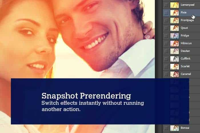 Snapshot Prerendering