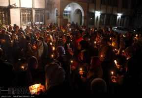 IRNA - Iran Christmas 2015 - 1