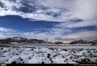 Iran, Kerman Winter Snow 09