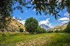 Golestan Province, Iran - Kordkuy, Qabus Tower, Khalid Nabi Cemetery 01