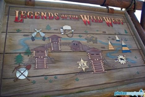 Legends of the Wild West