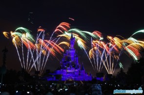 The Enchanted Fireworks