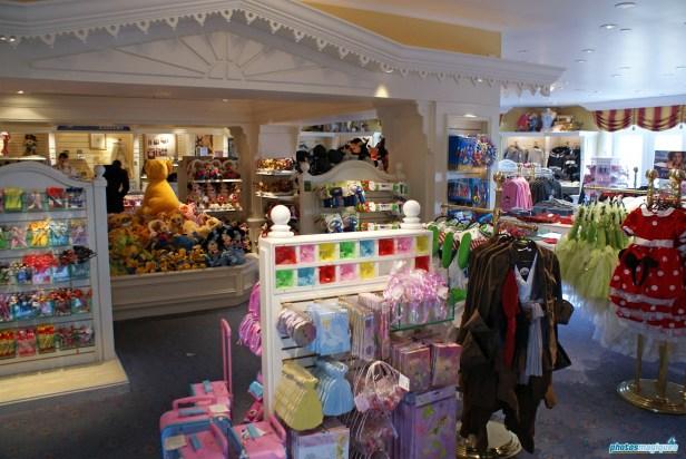 Disneyland Hotel Galerie Mickey