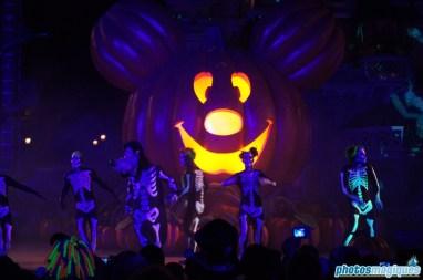 Disney's Halloween Party 2012
