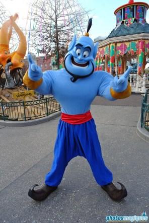 Carnival Fever: Genie