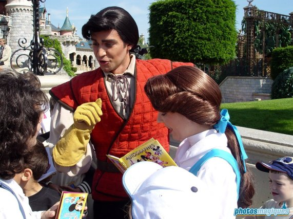 Gaston and Belle (2005)