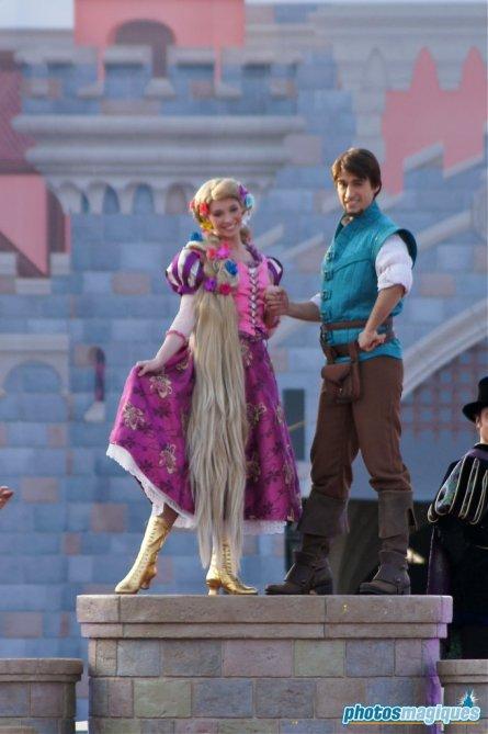 Rapunzel, Flynn (2011)