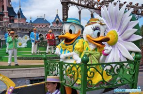 Donald Duck, Daisy Duck