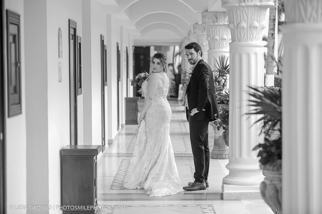 Hilton Playa del Carmen wedding photography